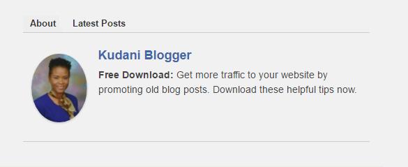 kudani-blogger