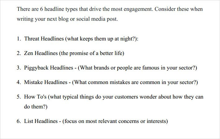 6-headline-types
