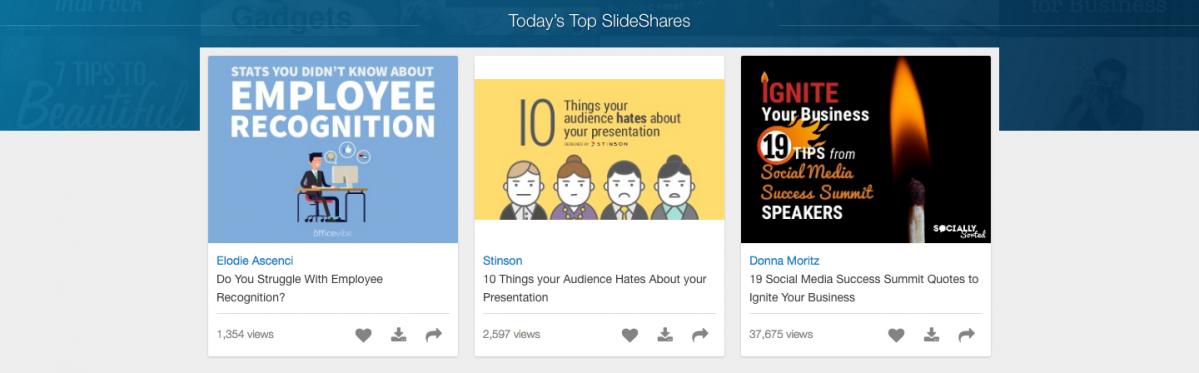 SlideShare-example