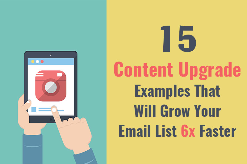 content upgrade examples
