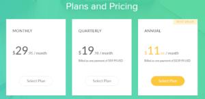 grammarly premium plan prices
