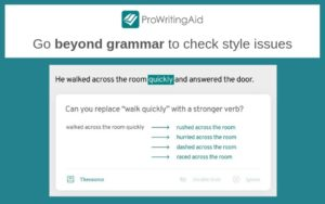 prowritingaid proofreading software