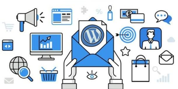 wordpress popup email list