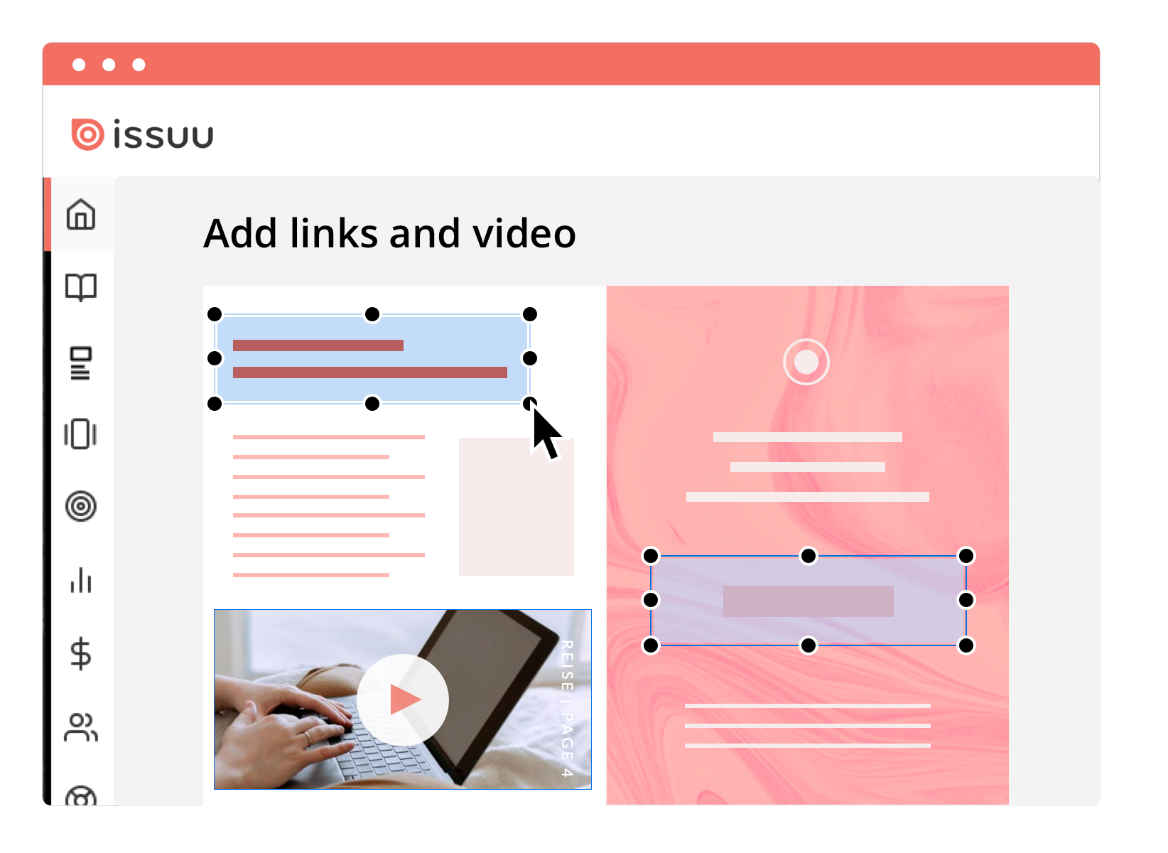 what is issuu